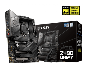 MSI MEG Z490 UNIFY Motherboard-computerspace