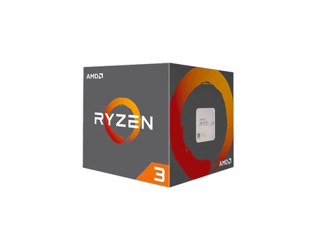 AMD CORES 4 THREADS 4 PROCESSOR RYZEN-3-1200 CPU