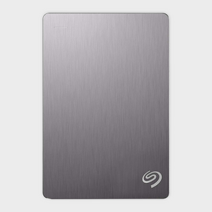 Seagate 4TB Backup Plus (Silver) USB 3.0 External HDD-SEAGATE-computerspace