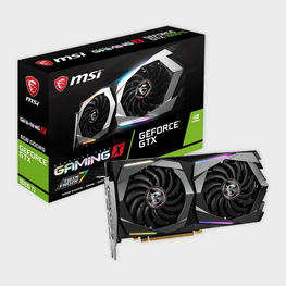 MSI GeForce GTX 1660 Ti GAMING X 6G Graphichs Card-MSI-computerspace