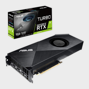 ASUS Turbo GeForce® RTX 2080 Ti 11GB GDDR6 Graphics Card-ASUS-computerspace
