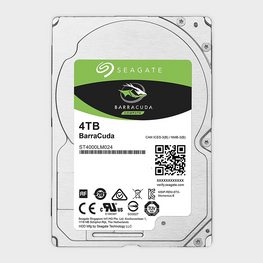 Seagate BarraCuda 4TB SATA 6Gb/s 128MB Cache 2.5-Inch Internal HDD-SEAGATE-computerspace