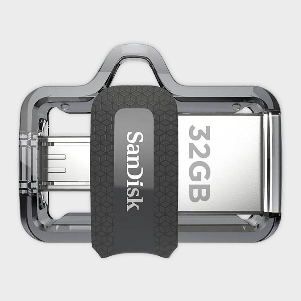 SanDisk Ultra Dual 32GB USB 3.0 OTG Pen Drive-SAN DISK-computerspace