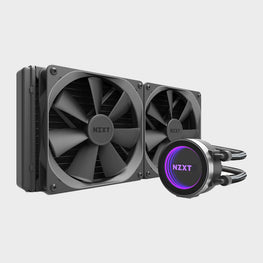 NZXT Kraken X62 CAM Powered 280 mm RGB AIO Liquid Cooler