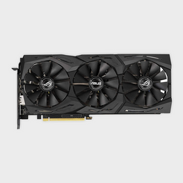 ROG Strix GeForce RTX™ 2060 OC edition 6GB GDDR6 Graphics Card-ASUS-computerspace