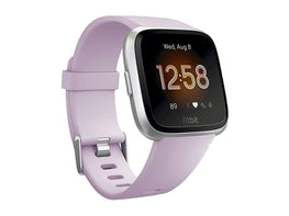 FITBIT VERSA LITE SMART WATCH LILAC/SILVER-computerspace