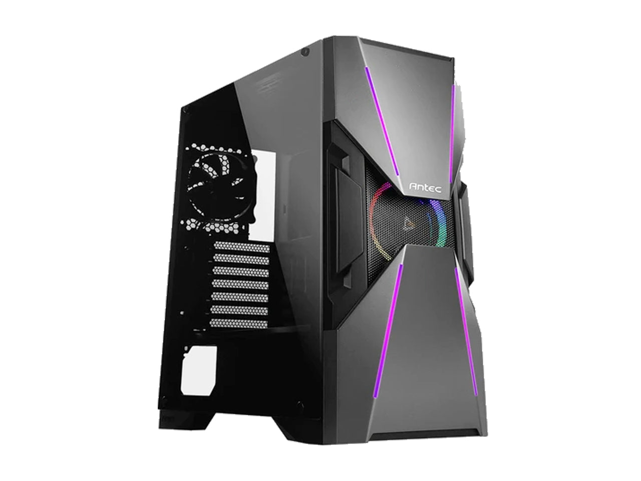 Antec DA601 Mid Tower Gaming Cabinet-computerspace