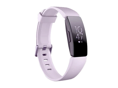 FITBIT INSPIRE HR FITNESS BAND Lilac