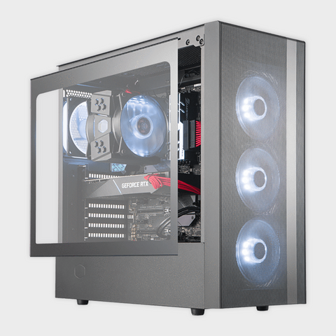 Cooler Master Masterbox NR600 Cabinet-Cooler Master-computerspace