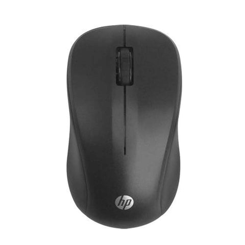 HP S500 Wireless Optical Mouse  (2.4GHz Wireless, Black)