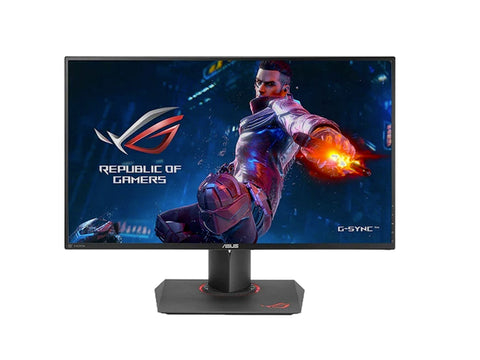 ASUS ROG Swift PG279Q 27-inch Resolution 2560x1440 G-sync WQHD Gaming LED Monitor-computerspace