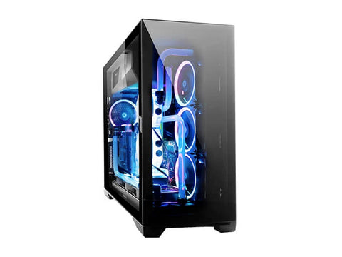 Antec P120 Crystal Case Black-computerspace