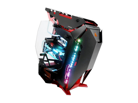 Antec Torgue Mid Tower Aluminum Gaming Cabinet-computerspace