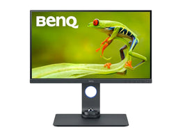 BenQ 27 inch, 2K Adobe RGB SW270C Photographer Monitor-computerspace
