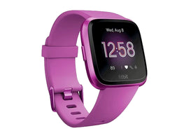 Fitbit Versa Lite Edition Smart Watch (Mulberry)-computerspace