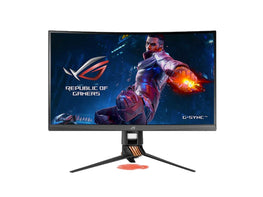 Asus ROG Swift PG27VQ Curved Gaming Monitor-computerspace