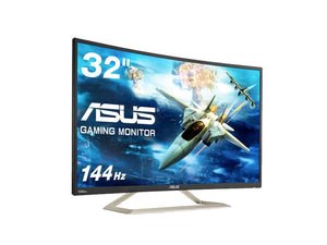 ASUS VA326H 31.5-inch Full HD 144Hz Cureved Gaming Monitor-computerspace