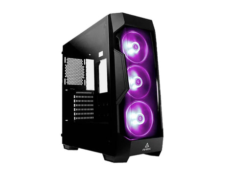 Antec DF500 RGB Mid Tower Gaming Cabinet-computerspace