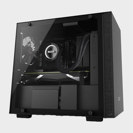 NZXT H200 Mini-ITX Case Black