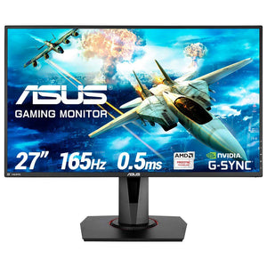 ASUS VG278QR 27 INCH 165Hz G-SYNC GAMING MONITOR-computerspace