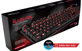 HyperX Alloy HX-KB1BL1-NA/A3 FPS Mechanical Gaming Keyboard (Cherry MX Blue)-HYPERX-computerspace
