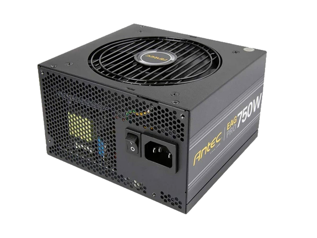 Antec EA750G PRO 80 Plus Gold 750W Hybrid Modular Power Supply-computerspace