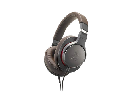 AUDIO TECHNICA ATH-MSR7b GM Over Ear HIGH Resolution Headphones