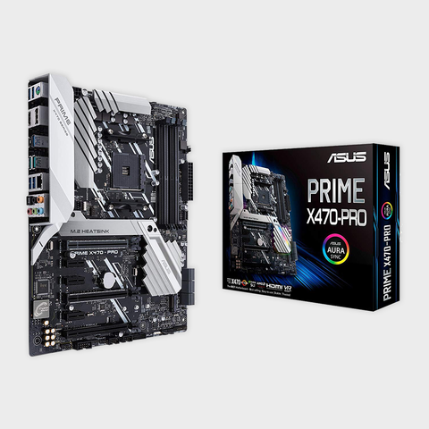 ASUS - PRIME-X470-PRO MOTHERBOARD-ASUS-computerspace