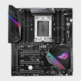 ASUS- ROG ZENITH EXTREME AMD X399 EATX GAMING MOTHERBOARD-ASUS-computerspace