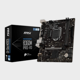 MSI B360M PRO-VD Motherboard-MSI-computerspace