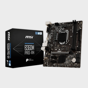 MSI B360M Pro-VH Motherboard-MSI-computerspace