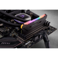 Corsair VENGEANCE RGB PRO 8GB (1 x 8GB) DDR4 DRAM 3000MHz C16 Memory Kit — Black-computerspace