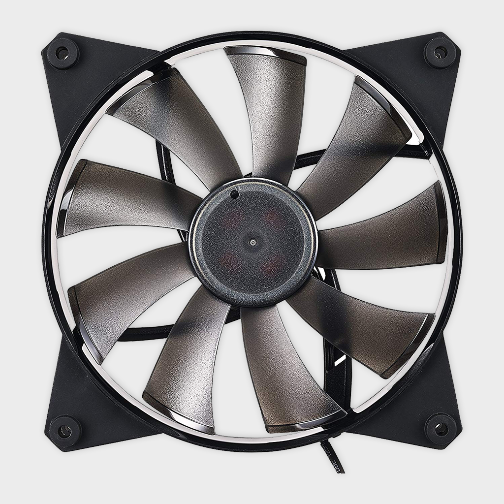 Cooler Master MasterFan Pro 140 Air Flow CPU Fan-Cooler Master-computerspace