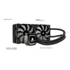 Corsair Hydro Series H100X 240mm Radiator 120mm High Performance Liquid CPU Cooler-computerspace