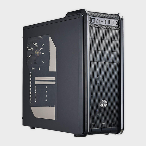 Cooler Master 590 III Black window Cabinet-Cooler Master-computerspace