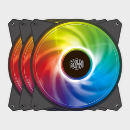 Cooler Master MF120R A-RGB 3in 1 CPU Fan-Cooler Master-computerspace