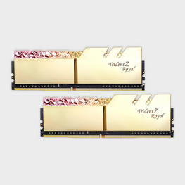 G.SKILL 16GB DDR4 3000 MHZ TRIDENT ROYAL RAM-G SKILL-computerspace
