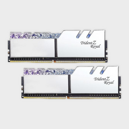 G.SKILL 16GB DDR4 3200MHZ TRIDENT ROYAL RAM-G SKILL-computerspace