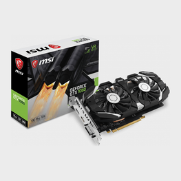 MSI GeForce GTX 1060 6GT OCV2 Graphics Card-MSI-computerspace