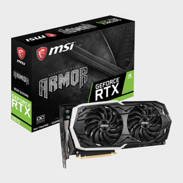 MSI GeForce RTX 2070 Armor 8G OC GDRR6 Graphics Card-MSI-computerspace