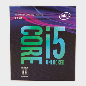 Intel 8th Gen Core i5 8600K Processor-INTEL-computerspace