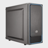 Cooler Master MasterBox E500L Blue, Metal Side Panel Cabinet-Cooler Master-computerspace