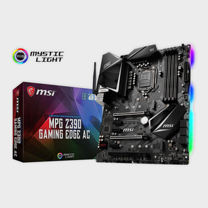 MSI MPG Z390 Gaming Edge AC LGA1151 Gaming Motherboard-MSI-computerspace