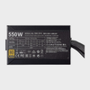 Cooler Master MW Semi-Modular 550W A/UK Cable Power Supply-Cooler Master-computerspace