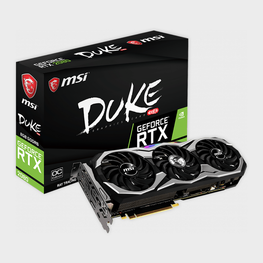 MSI GeForce RTX 2080 DUKE 8G OC Graphics Card-MSI-computerspace