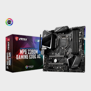 MSI MPG Z390M Gaming Edge AC LGA1151 Gaming Motherboard-MSI-computerspace
