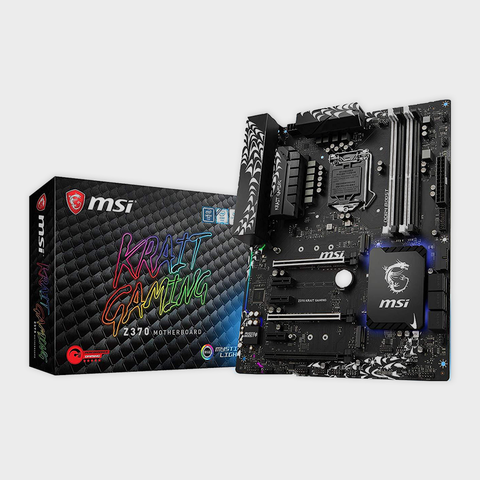 MSI Z370 Krait Gaming Motherboard-MSI-computerspace