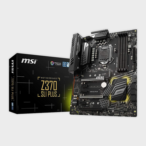 MSI Z370 SLI Plus Motherboard-MSI-computerspace