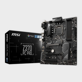 MSI Pro Series LGA 1151 VR Motherboard-MSI-computerspace