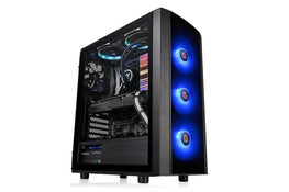 Thermaltake Versa J25 Tempered Glass RGB Edition Cabinet